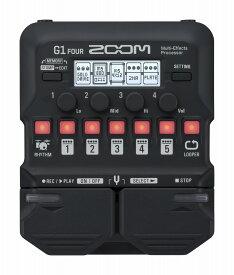 ZOOM G1 FOUR ズーム マルチエフェクター【店頭受取対応商品】