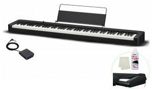 CASIO CDP-S150BK カシオ 電子ピアノ 88鍵盤【お手入れセットプレゼント】【鍵盤カバープレゼント】