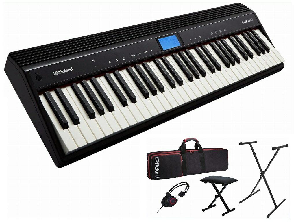 Roland GO:PIANO GO-61P セット ローランド キーボード【店頭受取対応商品】