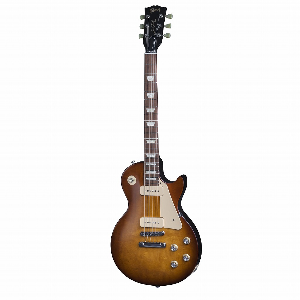 Gibson Les Paul '60s Tribute 2016 T SatinHoneyburst Dark Back ギブソン レスポール エレキギター