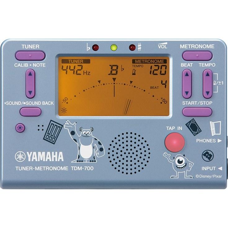 【数量限定】YAMAHA TDM-700DMI ヤマハ ディズニー チューナー メトロノーム【店頭受取対応商品】