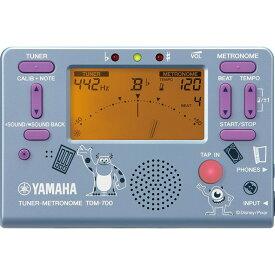 【2018年度限定モデル】YAMAHA TDM-700DMI モンスターズインク ヤマハ ディズニー チューナー メトロノーム【店頭受取対応商品】