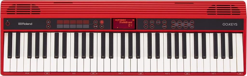Roland GO:PIANO GO-61K ローランド キーボード【店頭受取対応商品】
