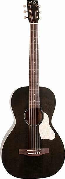 Art&Lutherie Roadhouse Faded Black E/A アート&ルシアー アコースティックギター【店頭受取対応商品】