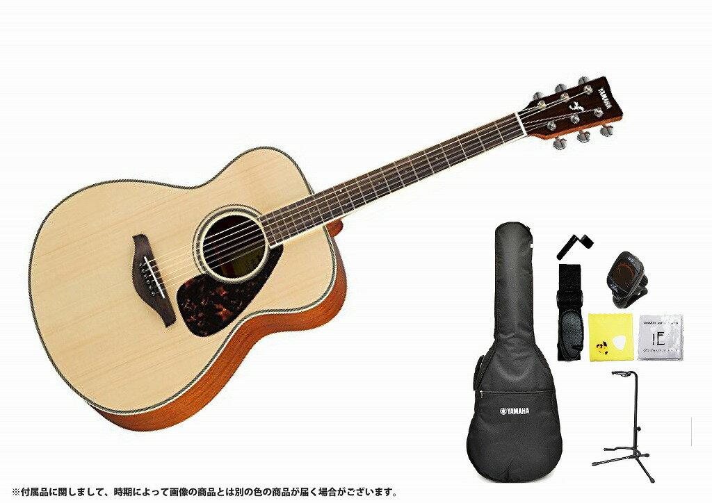 YAMAHA FS820SET ヤマハ アコースティックギター【店頭受取対応商品】