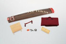 【受注生産品】SUZUKI 総桐花梨素巻箏 セットKS-01スズキ 十三弦筝