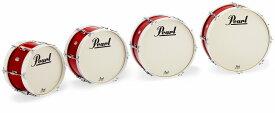 Pearl MARCHING Bass Drumsジュニアシリーズ MJシリーズMJ-220B<パール マーチングパーカッション バスドラム>【商品番号 10011329 】
