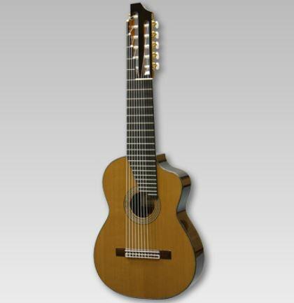 ASTURIAS 11-STRING<アストリアス11-STRING クラシックギター>【Regular Model/レギュラーモデル】【商品番号 10009694 】【店頭受取対応商品】
