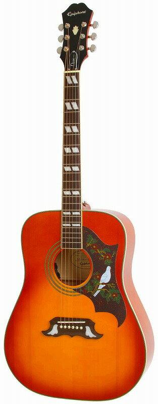 Epiphone Dove Pro Violinburst VI エピフォン アコースティックギター【店頭受取対応商品】