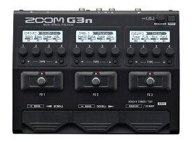 ZOOM G3n ズーム マルチエフェクター【店頭受取対応商品】