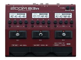 ZOOM B3n ズーム ベース用1マルチエフェクター