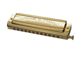 TOMBO トンボ ユニクロマチック・ゴールド 9521CUNICHROMATIC クロマチックハーモニカ