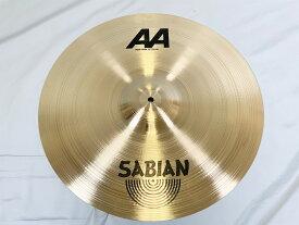 """【長期展示特価】SABIAN AA-20RR 20"""" ROCK RIDE セイビアン シンバル 20インチ ロック・ライド"""