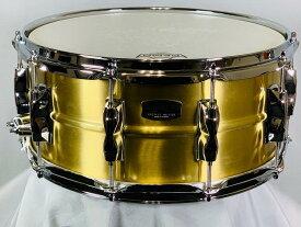 【アウトレット】YAMAHA Recording Custom Brass RRS1465ヤマハ レコーディングカスタム スネアドラム ブラスシェル