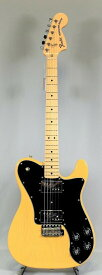 Fender Made in Japan Limited 70s Telecaster® Deluxe, with Tremolo Butterscotch Blondeフェンダー テレキャスター デラックス