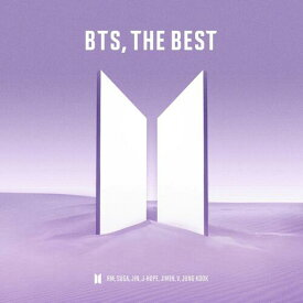 BTSベストアルバム「BTS, THE BEST」【通常盤・初回プレス】(2CD+36P歌詞ブックレット+初回プレス分封入特典) [三条本店]