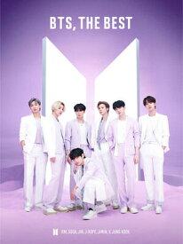 BTSベストアルバム「BTS, THE BEST」【初回限定盤C】(2CD+112Pフォトブックレット+ステッカー2枚) [イオンモール久御山店]
