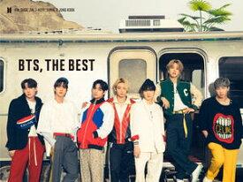 BTSベストアルバム「BTS, THE BEST」【初回限定盤B】(2CD+2DVD) [三条本店]