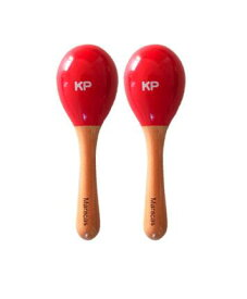 NAKANO Mini Maracas Red KP-120/MM/REN Kids Percussionナカノ ミニマラカス レッド キッズパーカッション 子ども用打楽器 マラカス