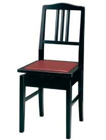 【Made In Japan】YAMAHA No.5 (PI5)ヤマハ 日本製 背もたれ付き 高低自在ピアノ椅子