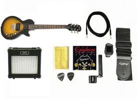 Epiphone Les Paul Express VS set エピフォン レスポール ミニギター・セット【店頭受取対応商品】