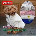【送料無料】Louis Dog (ルイスドッグ/ルイドッグ)Ms. n Mr. Smiles Vest【小型犬/アウター/アウター/ダウンジャケッ…
