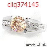 【ジュエリー加工】0.3CTから2CT台前後まで対応ダイヤモンドとカラーストーン・ラウンドカット用ジュエリーリング加工空枠cliq374145枠