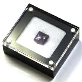ルビー、サファイア、エメラルド、ダイヤモンドなどにどうぞ。マグネット式アクリル高級ルースケース
