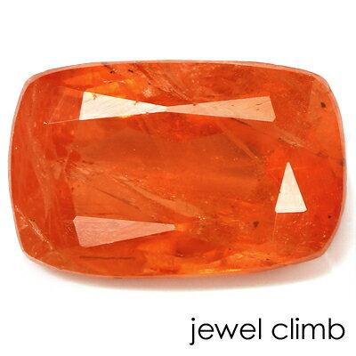 オレンジトリプライト 宝石 ルース 1.65CT