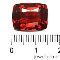 ヘソナイトガーネット宝石ルース14.42CT