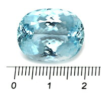 アクアマリン宝石ルース22.21CT