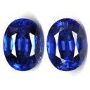 【サマーセール開催中】【特別価格に変更中】カイヤナイト 宝石 ルース ≪ペアストーン≫ 3.34CT