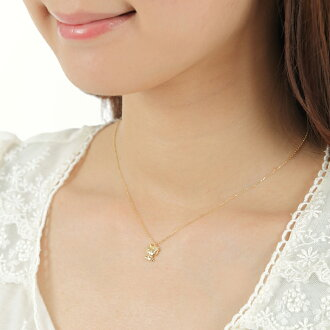 J plus rakuten global market hello kitty 18 gold necklace buy it and earn 321 points about points mozeypictures Gallery