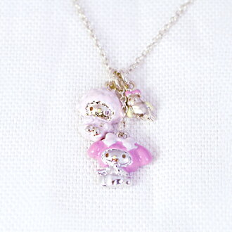 My Melody charm Pendant (Inco) 40th anniversary My Melody mymelody pendant necklace birthday gift gift wrapping