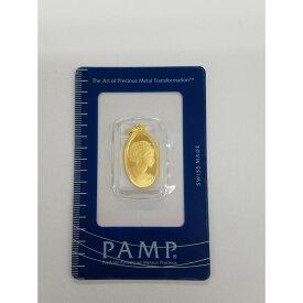 PAMP 純金 K24 5g カメオデザインバチカン一体型(バチカンも純金です)