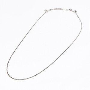 喜平 プラチナ ネックレス 純プラチナ 2面喜平ネックレス 45cm スライド式 チェーン幅1.2mm 約4.0gUP