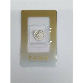 PAMP 純プラチナ Pt999 5g 薔薇デザイン(バラ)バチカン一体型(バチカンも純プラです)