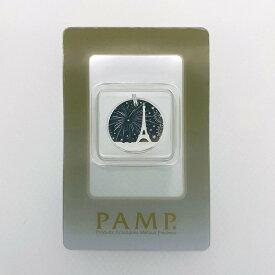 PAMP 純プラチナ Pt999 1/5オンス 1/5oz 花火 コイン ペンダントトップ
