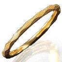 純金リング ダイヤカット/Pure Gold/Ring - 様々な光に反射する美しいダイヤカット24金  約1.5g前後