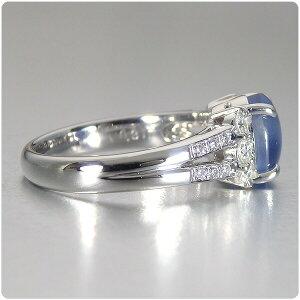 サファイヤのリング