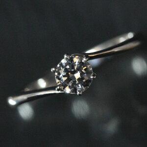 婚約指輪 プラチナリング 天然ダイヤモンド 0.3Ct以上 VVS1 エクセレント PT900 エンゲージリング