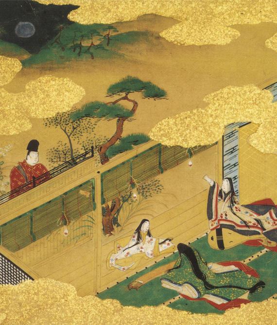 """◆即納◆ 東レ トレシー""""源氏物語千年紀"""" 橋姫"""