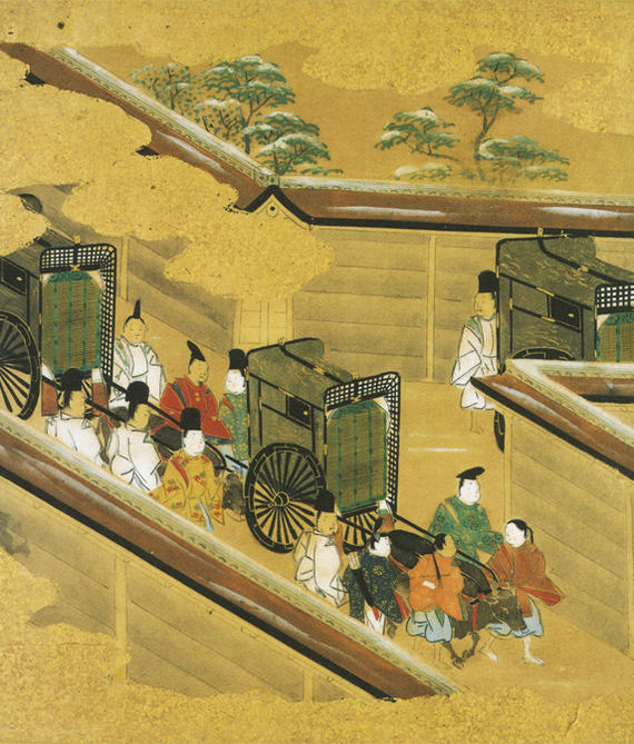 """◆即納◆ 東レ トレシー""""源氏物語千年紀"""" 匂宮"""