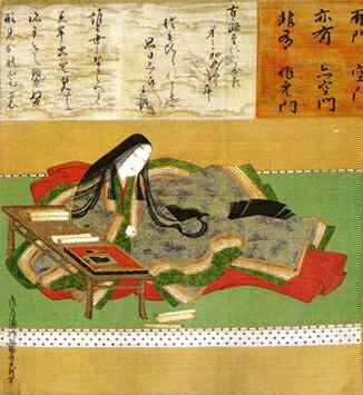 "◆即納◆ 東レ トレシー""源氏物語千年紀"" 石山寺蔵 紫式部図"