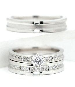 ( Brand Jewelry fresco ) プラチナ ダイヤモンドリング(婚約指輪・結婚指輪)【楽ギフ_包装】 【DEAL】 末広 母の日【今だけ代引手数料無料】