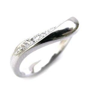 ( Brand Jewelry Angerosa ) Ptダイヤモンドペアリング【楽ギフ_包装】 末広 母の日【今だけ代引手数料無料】