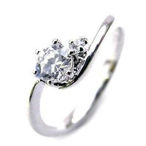 ( Brand Jewelry Angerosa ) Pt ダイヤモンドリング(婚約指輪・エンゲージリング)【楽ギフ_包装】 末広 母の日【今だけ代引手数料無料】