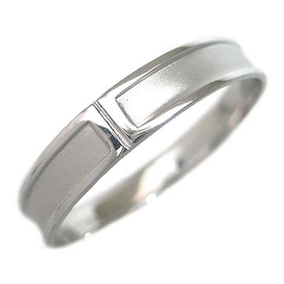 ( Brand Jewelry me. ) ホワイトゴールド ペアリング【楽ギフ_包装】【DEAL】