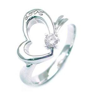 ダイヤモンド ダイヤ ( 4月誕生石 ) K18WG ダイヤモンドデザインリング【楽ギフ_包装】【DEAL】 末広 楽天スーパーSALE【今だけ代引手数料無料】