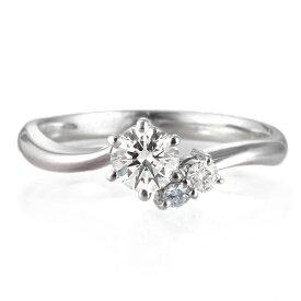 婚約指輪 エンゲージリング ダイヤモンドエンゲージリング 婚約指輪 ダイヤエンゲージリング ♪ AneCan掲載 婚約指輪 プロポーズ ( 3月誕生石 )婚約指輪 アクアマリン プラチナ ダイヤモンドリング(ラウンドブリリアント) 一粒石 婚約指輪 【 送料無料 & 保証書付 】
